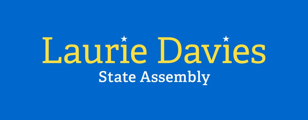 Image result for laurie davies for assembly